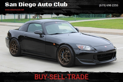 2004 Honda S2000 for sale in Spring Valley, CA