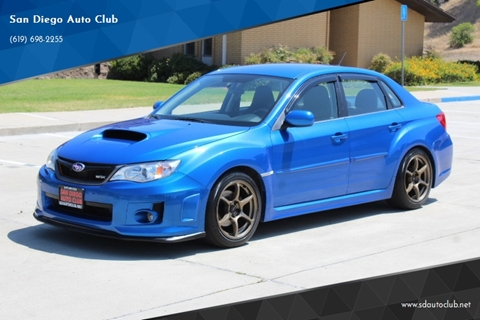 San Diego Auto Club – Car Dealer in Spring Valley, CA