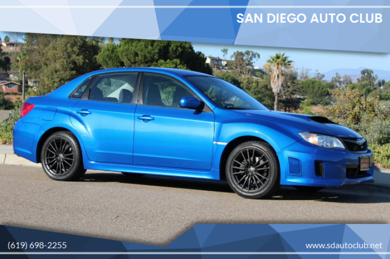 2012 Subaru Impreza for sale at San Diego Auto Club in Spring Valley CA