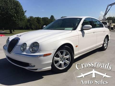 2003 Jaguar S-Type for sale in Rossville, GA