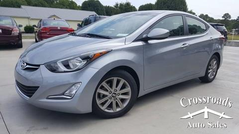 2016 Hyundai Elantra for sale in Rossville, GA