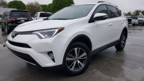 2016 Toyota RAV4 for sale at Crossroads Auto Sales LLC in Rossville GA