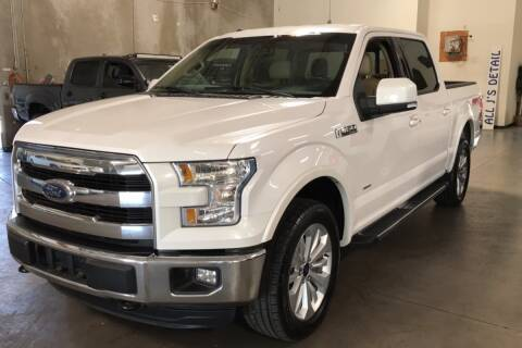 2015 Ford F-150 Lariat for sale at Crossroads Auto Sales LLC in Rossville GA