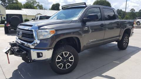 2014 Toyota Tundra for sale at Crossroads Auto Sales LLC in Rossville GA