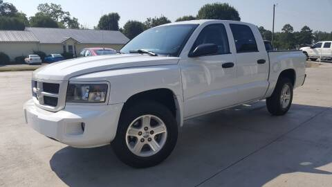 2011 RAM Dakota for sale at Crossroads Auto Sales LLC in Rossville GA