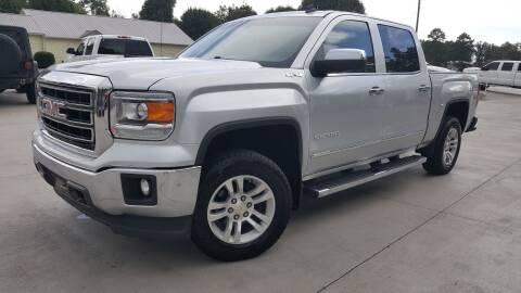 2014 GMC Sierra 1500 for sale at Crossroads Auto Sales LLC in Rossville GA