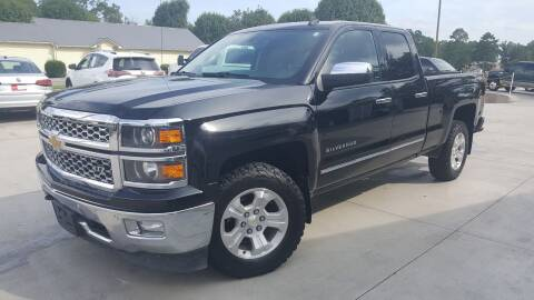 2014 Chevrolet Silverado 1500 for sale at Crossroads Auto Sales LLC in Rossville GA