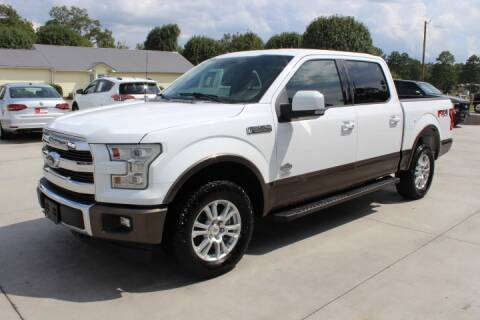 2017 Ford F-150 for sale at Crossroads Auto Sales LLC in Rossville GA