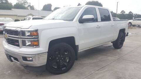 2015 Chevrolet Silverado 1500 for sale at Crossroads Auto Sales LLC in Rossville GA