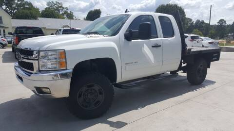2011 Chevrolet Silverado 2500HD for sale at Crossroads Auto Sales LLC in Rossville GA