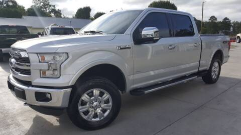 2016 Ford F-150 for sale at Crossroads Auto Sales LLC in Rossville GA