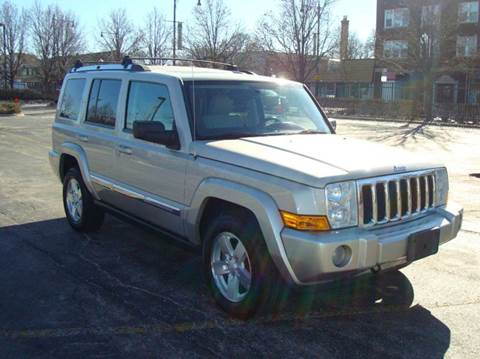 2007 Jeep Commander for sale in Chicago, IL