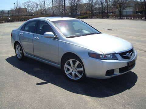 Acura Used Cars Financing For Sale Chicago Tempo Auto Of