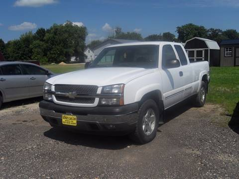 2005 Chevrolet Silverado 1500 for sale in Waseca, MN