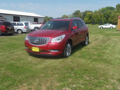 2013 Buick Enclave for sale in Waseca, MN
