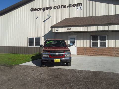2005 Chevrolet Colorado for sale in Waseca, MN
