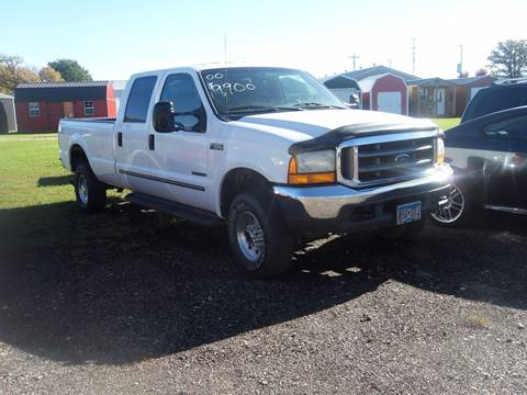 2000 Ford F-350 Super Duty for sale in Waseca, MN