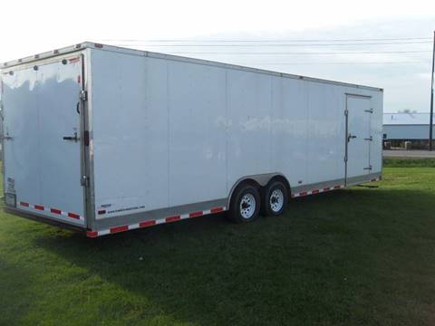 2013 Freedom Enclosed Trailer