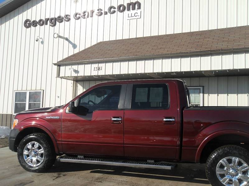 GEORGE\'S CARS.COM LLC - Used Cars - Waseca MN Dealer