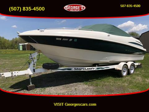 2002 Maxum 2300SC for sale in Waseca, MN
