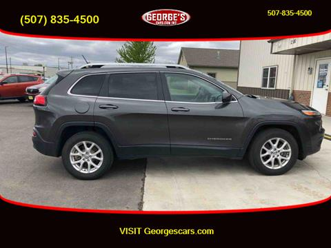 2014 Jeep Cherokee for sale in Waseca, MN