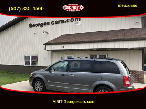 Chrysler Dealerships Mn >> 2009 Chrysler Town And Country For Sale In Waseca Mn