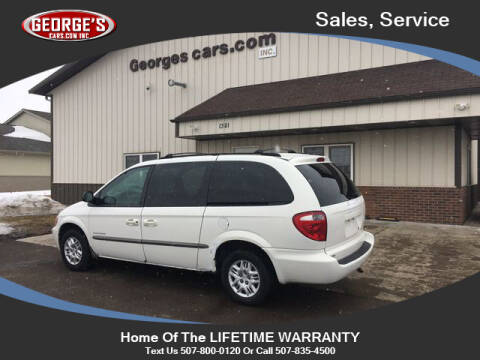 2001 Dodge Grand Caravan for sale at GEORGE'S CARS.COM INC in Waseca MN