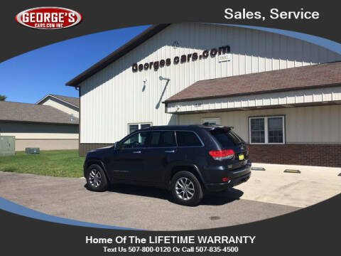 2014 Jeep Grand Cherokee for sale at GEORGE'S CARS.COM INC in Waseca MN