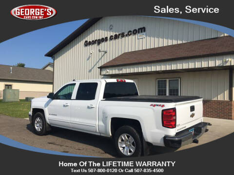 2015 Chevrolet Silverado 1500 for sale at GEORGE'S CARS.COM INC in Waseca MN