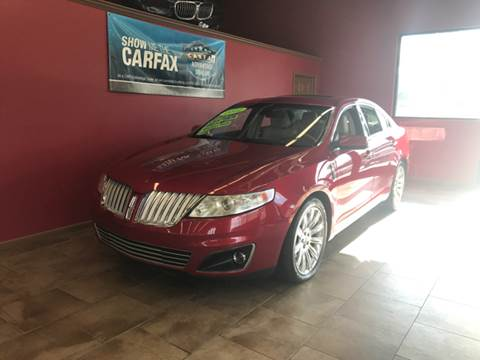 2012 Lincoln MKS for sale in Madison Heights, MI