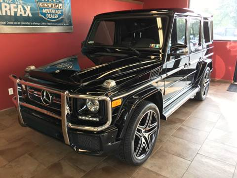 2013 Mercedes-Benz G-Class for sale in Madison Heights, MI