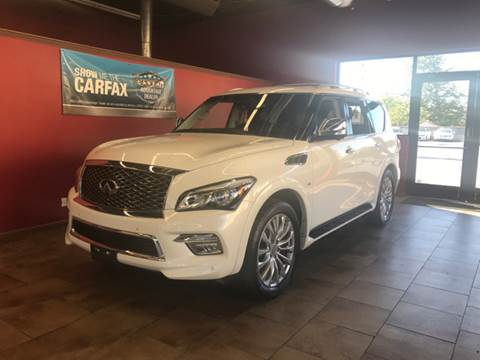2016 Infiniti QX80 for sale in Madison Heights, MI