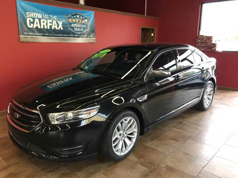 2014 Ford Taurus for sale in Madison Heights, MI
