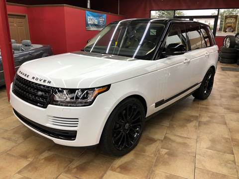 2016 Land Rover Range Rover for sale in Madison Heights, MI