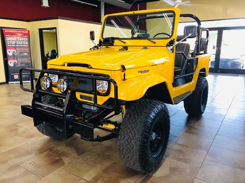 1979 Toyota Land Cruiser for sale in Madison Heights, MI