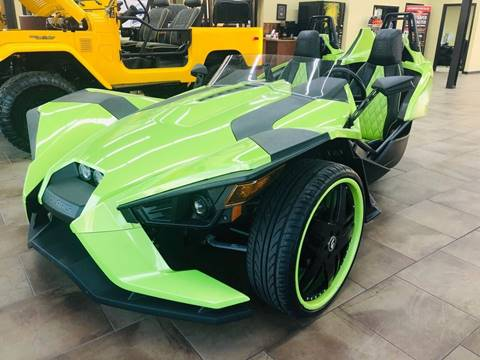 2016 Polaris Slingshot for sale in Madison Heights, MI