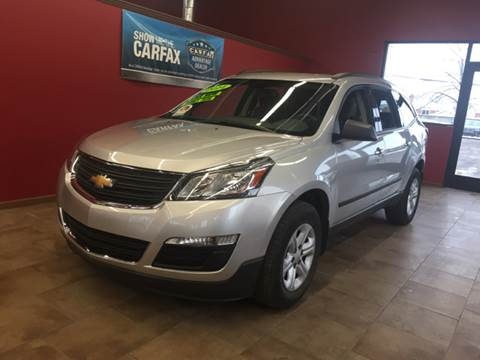 2014 Chevrolet Traverse for sale in Madison Heights, MI