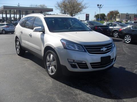 2015 Chevrolet Traverse for sale in Lees Summit, MO