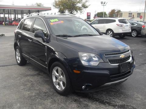 2015 Chevrolet Captiva Sport Fleet for sale in Lees Summit, MO