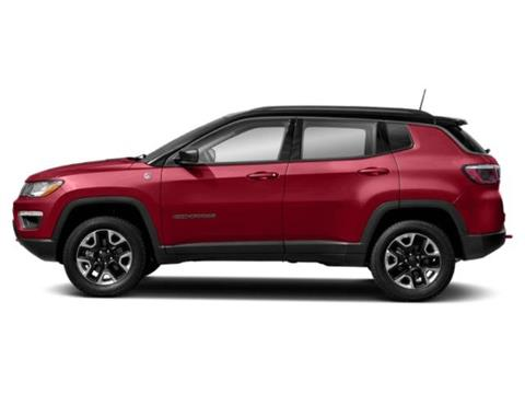 2018 Jeep Compass Trailhawk for sale at HMH Autosport INC in Lees Summit MO