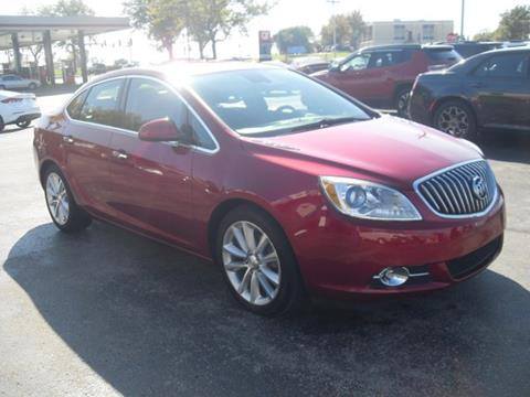 2013 Buick Verano Leather Group for sale at HMH Autosport INC in Lees Summit MO