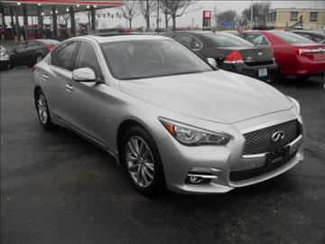 2014 Infiniti Q50 for sale in Lees Summit, MO