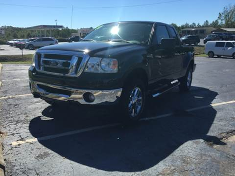 2007 Ford F-150 for sale in Pendleton, SC