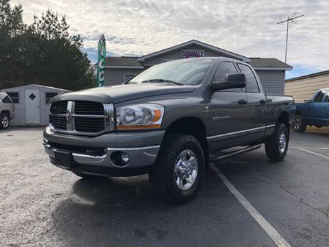 2006 Dodge Ram Pickup 3500 for sale at Specialty Ridez in Pendleton SC