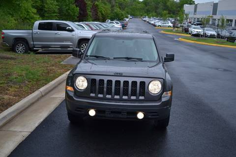 2015 Jeep Patriot for sale at Automax of Chantilly in Chantilly VA
