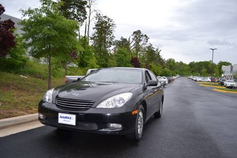 2004 Lexus ES 330 for sale at Automax of Chantilly in Chantilly VA