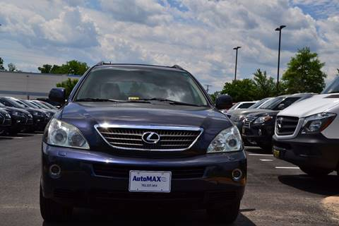 2007 Lexus RX 400h for sale at Automax of Chantilly in Chantilly VA