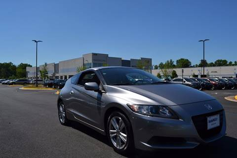 2011 Honda CR-Z for sale at Automax of Chantilly in Chantilly VA