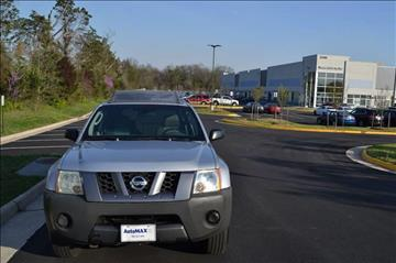 2006 Nissan Xterra for sale at Automax of Chantilly in Chantilly VA