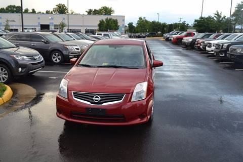 2011 Nissan Sentra for sale at Automax of Chantilly in Chantilly VA